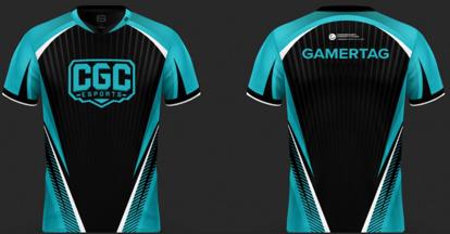 Picture of CGCC ESports Team Jersey