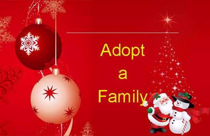 Picture of CGCC-Adopt a Family